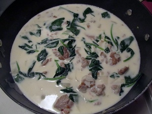 My first try at Zuppa Toscana