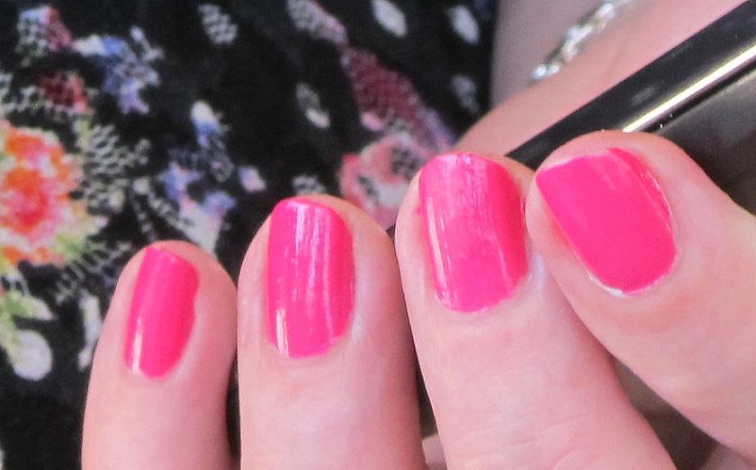 JulieG nail polish in