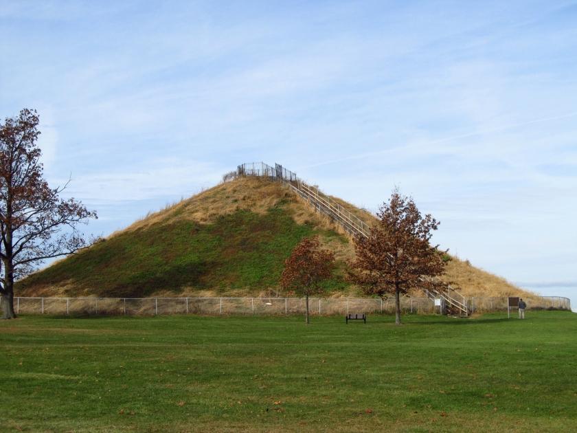 2014 11 23 Miamisburg Mound