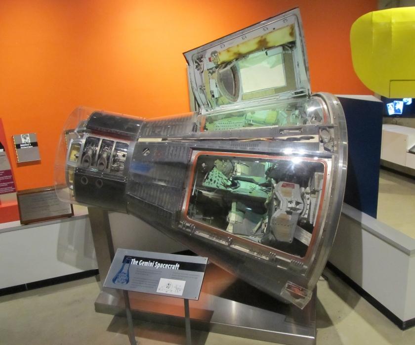 The Gemini VIII Capsule.