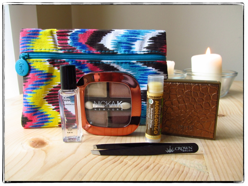 July's Ipsy bag for me!
