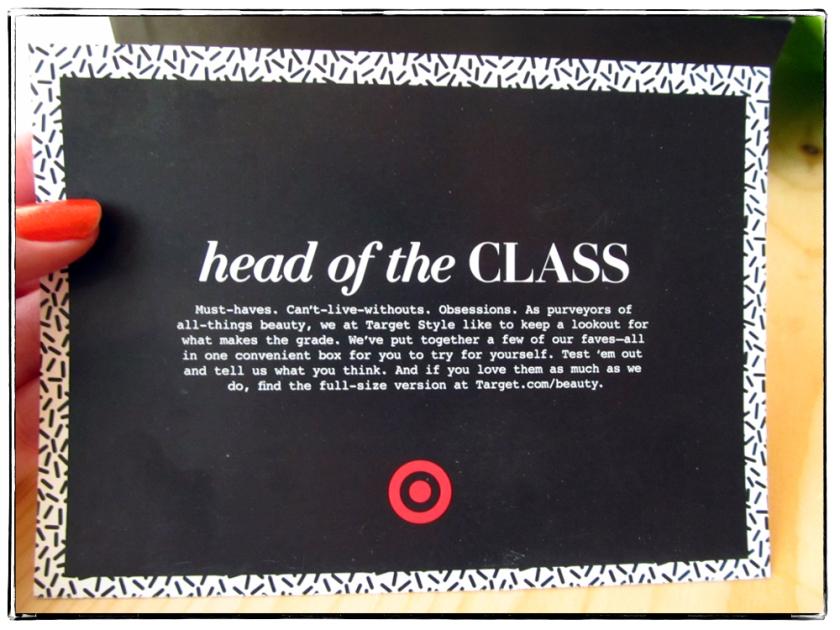 2015 07 30 Head of the Class card mod