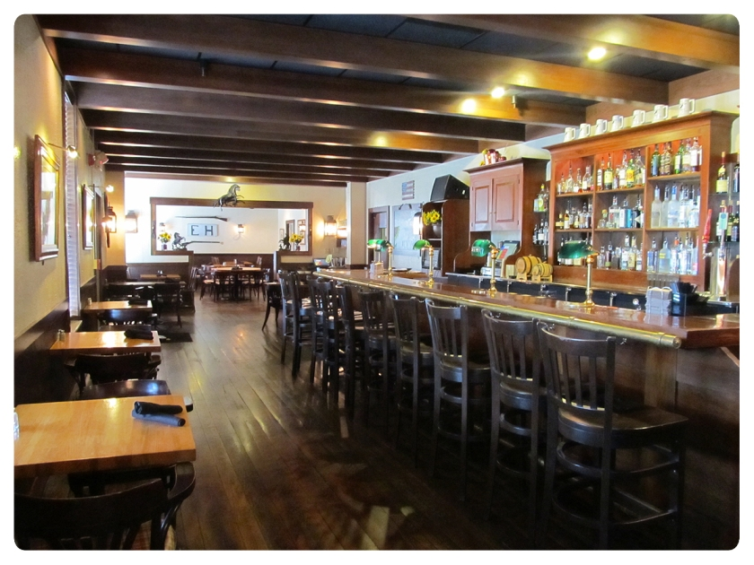 The Black Horse Tavern. One of these days we'll have a drink or two there!