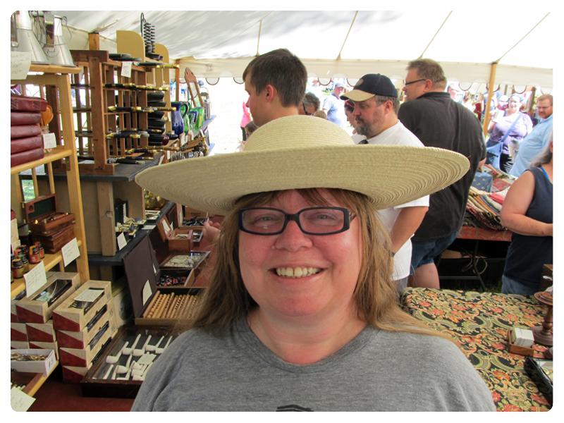 2015 09 05 New Boston Me in Hornblowers Hat