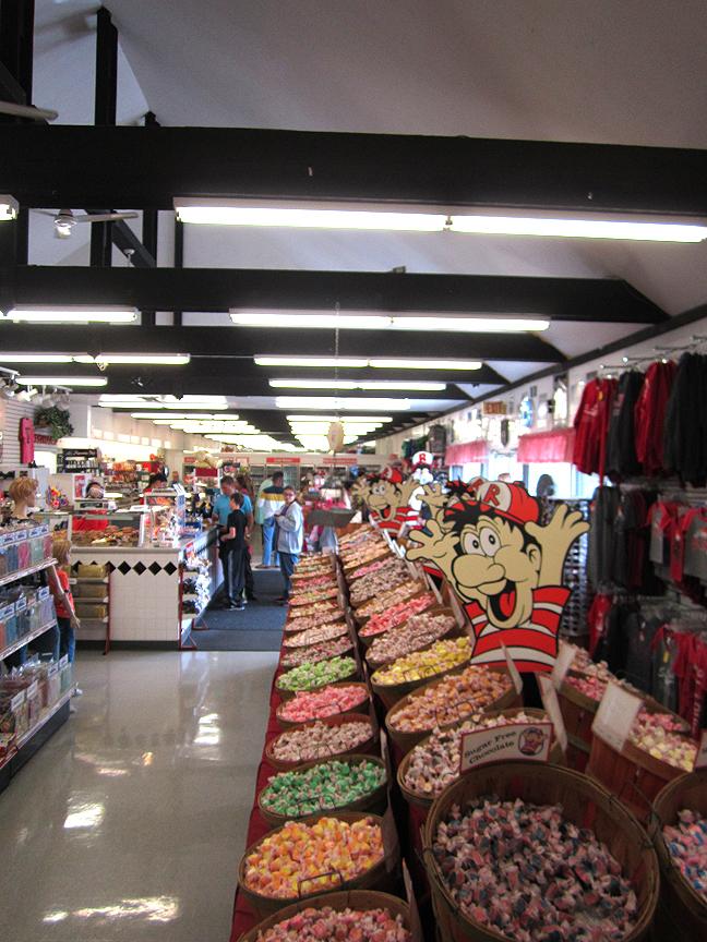 Redmon's Candy Factory