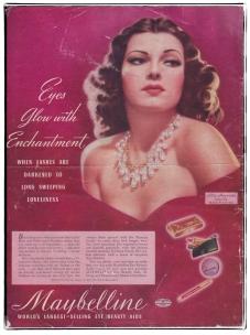 1941 Maybelline Rita Hayworth