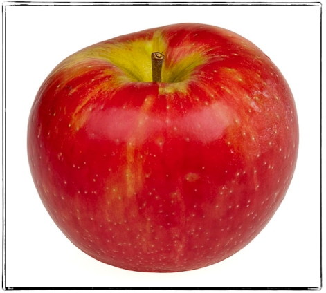 664px-Honeycrisp-Apple